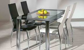 table cuisine verre design verre table cuisine 78 mulhouse table verre ronde