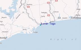 togo location on world map lome togo tide station location guide