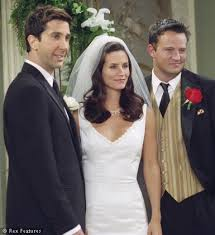 cox wedding dress wedding dress of the week courteney cox illuminate my event