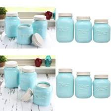 ceramic kitchen canister sets ebay