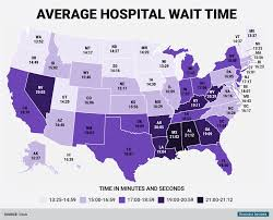 how long it takes to see doctor by state business insider