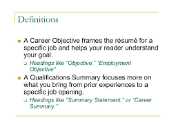 job objective good objectives for resumes job objectives resume