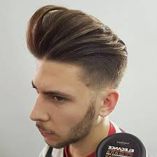mens hairstyles long on top short on sides