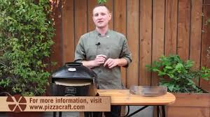 Pizzacraft Stovetop Pizza Oven Pizza Oven Backstop And Wind Door Youtube