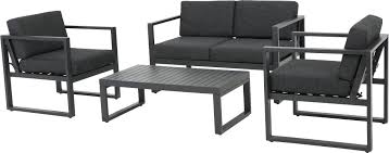 4 Cushion Sofa by Mercury Row Acree 4 Piece Deep Seating Group With Cushion