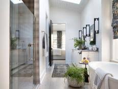 bathroom ideas small bathroom 30 small bathroom design ideas hgtv