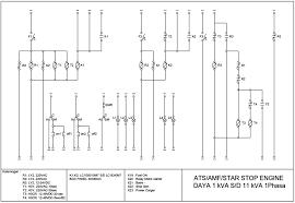 wiring diagram ats sederhana wiring automotive wiring diagrams