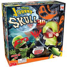 amazon com johnny the skull 3d game toys u0026 games