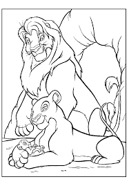 nala coloring pages lion king coloring pictures mufasa and sarabi welcome simba lion