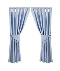 Nursery Curtains Uk Baby Elegance Ted Curtains And Tabs Blue Co Uk Baby
