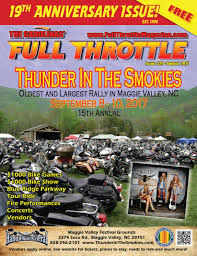 august 2017 issue 229 by the carolinas u0027 full throttle magazine