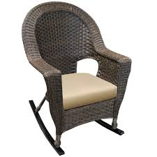 classic coastal avalon wicker rocker wickercentral com