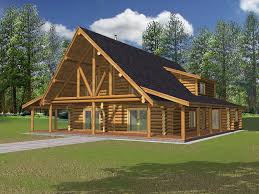 rustic log home plans lodgepole rustic log home plan 088d 0323 house plans and more