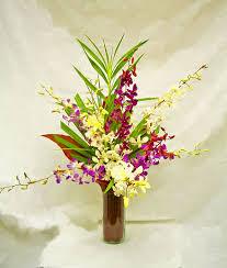 Orchid Flower Arrangements Tropical Arrangements A Special Touch Florists Serving Lahaina