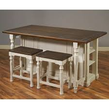 French Country Dining Room Sets French Country 7 Piece Dining Room Rectangular Table With 6 Side