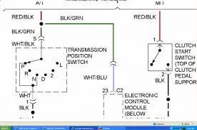 1989 isuzu trooper bypassing neutral safety switch nss