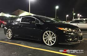 2013 honda accord with 20 inch rims 20 inch vossen cvt on 2015 honda civic si coupe w specs wheels