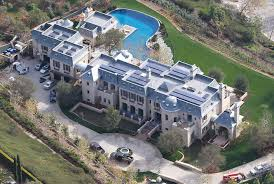 celebrity house floor plans celebrity homes mega mansions that will blow your mind