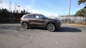 jeep grand cherokee brown 2017 jeep grand cherokee overland brown metallic hc750618