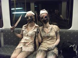 Silent Hill Nurse Halloween Costume 29 Silent Hill Images Silent Hill