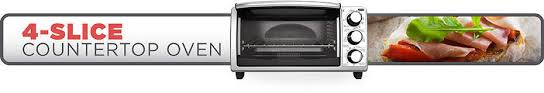 Black And Decker Stainless Toaster Oven Black Decker 4 Slice Toaster Oven Stainless Steel Target
