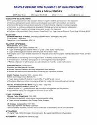 Basic Resume Cover Letter Examples by Examples Of Resumes 11 Job Resume Samples For College Students