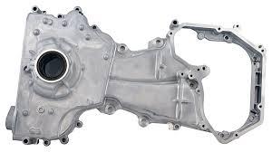 nissan altima engine oil engine oil pump cover hitachi ofc0003 fits 02 06 nissan altima 2 5