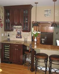 forino kitchen cabinets inc about us wet bar incorporated into the kitchen
