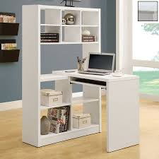 White Chair Desk by White Acrylic Computer Desk Modern Computer Wooden File Cabinet