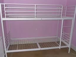 White Metal Bunk Bed White Ikea Bunk Beds Metal Ikea Bunk Beds Metal Futon Mounting