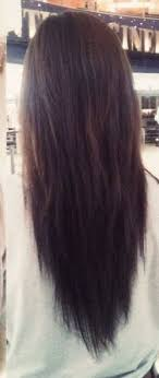 how to cut hair straight across in back ideas about v shape hair style cute hairstyles for girls