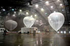 big plastic balloons is testing its balloons in a freezer wired
