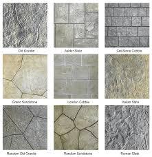 concrete design artistic concrete design sting textures and patterns