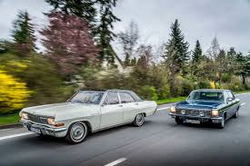 opel diplomat coupe 1966 opel admiral a v8 and 1976 opel diplomat b v8 with extended