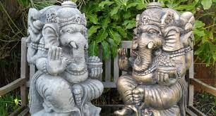 ganesha statues available in uk geoffs garden ornaments