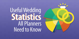 i need a wedding planner 12 useful wedding statistics all planners need to