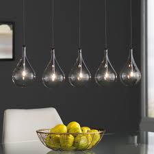 chrome pendants you love wayfair neal light kitchen island pendant