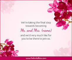 marriage invitation quotes 50 wedding invitation wording ideas you can totally use