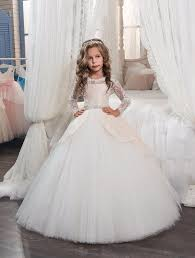 compare prices on wedding kids white dress online shopping buy