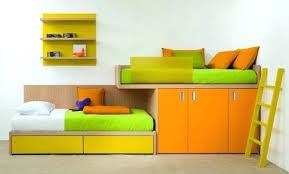 mobilier chambre enfant mobilier chambre enfant lit enfant avec bureau coulissant pas cher