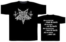 t shirt originale dark funeral u0027blind the world u0027 t shirt heavy metal online