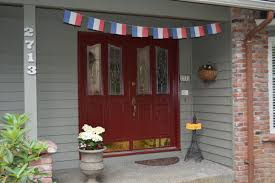 Porch Flags Pots And Pins Creativity Quilts Diy Projects Grandbabies Parties
