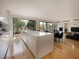 dining kitchen ideas we could achieve a similar orientation ie kitchen butting up