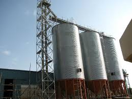 Grain Silo Homes by Assembly Bolted Grain Storage Steel Silo For Sale Tcz06011 Tse