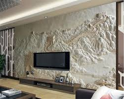 popular chinese wall murals buy cheap chinese wall murals lots beibehang custom wallpaper great wall relief chinese tv background wall mural design living room bedroom wallpaper