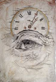 clock with eye by stardust12345 on deviantart
