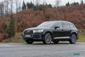 Audi Q7 2015 - 2015 audi q7 3 0 tdi 268 hp test drive all terrain tuxedo