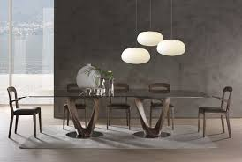 tavoli design cristallo tavoli ovali di design tavolo vetro pranzo ocrav