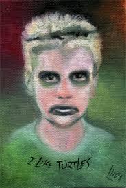 I Like Turtles Meme - dan lacey the painter of pancakes zombie kid i like turtles