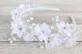 communion hair accessories wedding bridesmaid communion hair accessories pearl band